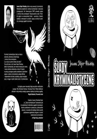 Okładka książki Ślady kryminalistyczne