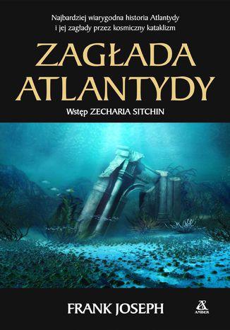 Okładka książki Zagłada Atlantydy