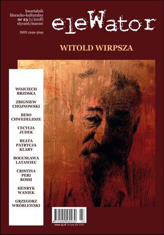 Ebook eleWator 23 (1/2018) - Witold Wirpsza