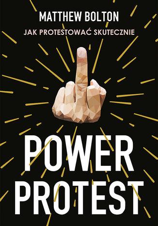 Okładka książki Power Protest