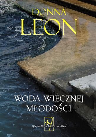 Okładka książki/ebooka Woda wiecznej młodości