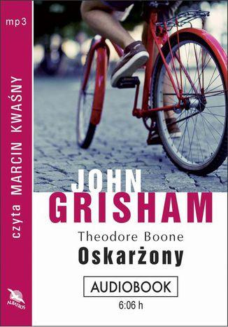 Okładka książki/ebooka Theodore Boone: Oskarżony
