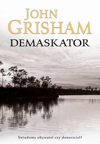 Okładka książki Demaskator
