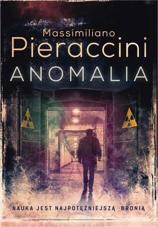 Okładka książki Anomalia
