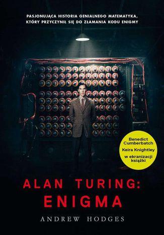 Okładka książki/ebooka Alan Turing. Enigma