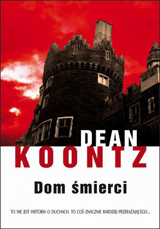 Okładka książki Dom śmierci