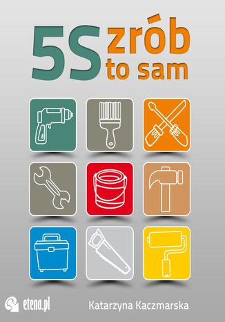 Okładka książki/ebooka 5S - zrób to sam