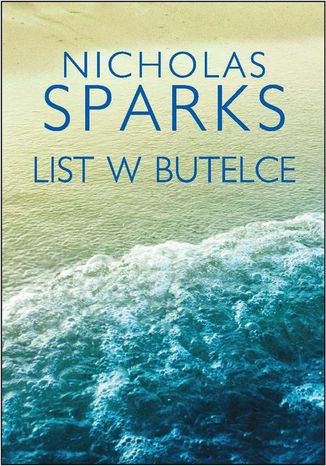 Okładka książki/ebooka List w butelce