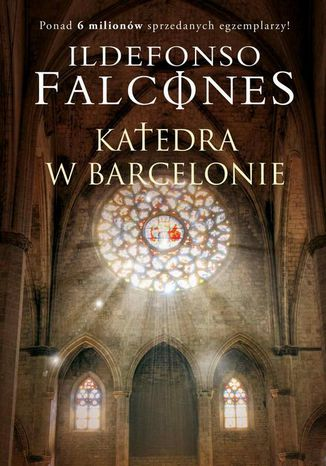 Okładka książki Katedra w Barcelonie