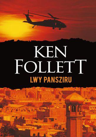 Okładka książki Lwy Pansziru