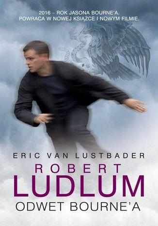 Okładka książki/ebooka Odwet Bourne'a