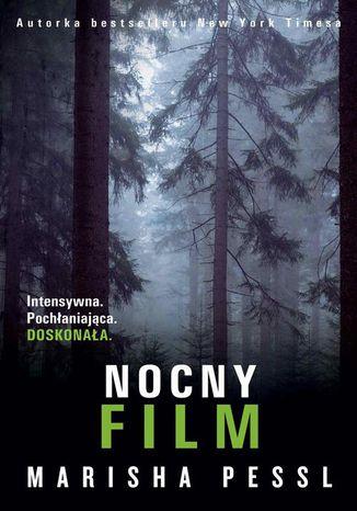 Okładka książki Nocny film