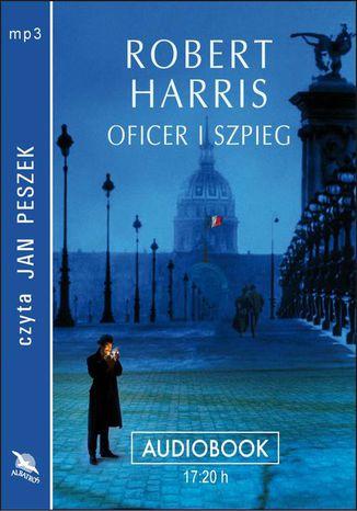 Okładka książki Oficer i szpieg