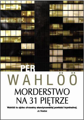 Okładka książki Morderstwo na 31 piętrze