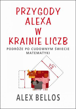 Okładka książki/ebooka Przygody Alexa w Krainie Liczb
