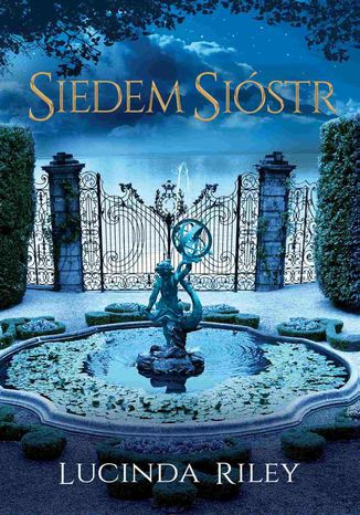 Okładka książki Siedem Sióstr