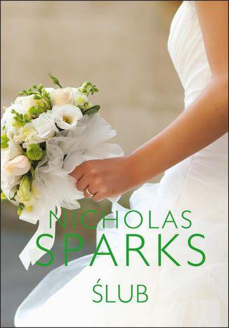 Okładka książki Ślub