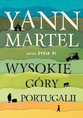 Okładka książki/ebooka Wysokie góry Portugalii