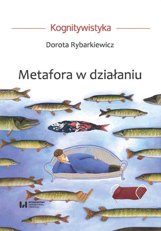 Okładka książki/ebooka Metafora w działaniu