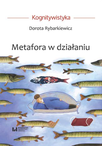 Okładka książki Metafora w działaniu