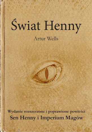 Okładka książki/ebooka Świat Henny
