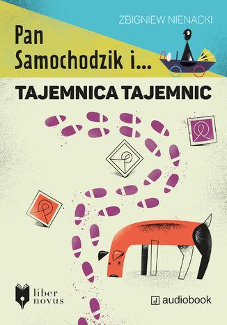 Okładka książki Pan Samochodzik i tajemnica tajemnic