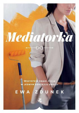 Okładka książki Mediatorka