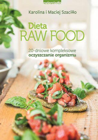Okładka książki Dieta Raw Food