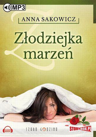 Okładka książki/ebooka Złodziejka marzeń