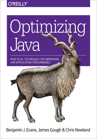 Okładka książki/ebooka Optimizing Java. Practical Techniques for Improving JVM Application Performance