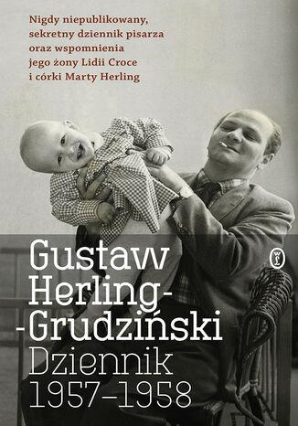 Okładka książki/ebooka Dziennik 1957-1958