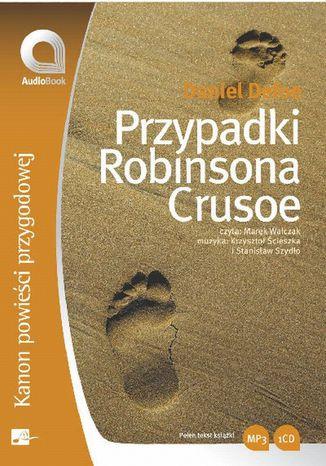 Okładka książki Przypadki Robinsona Crusoe