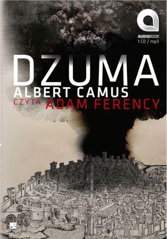 Okładka książki/ebooka Dżuma