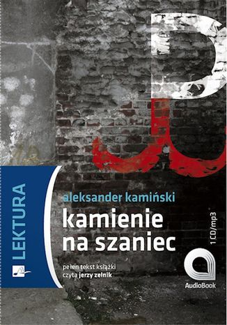 Okładka książki/ebooka Kamienie na szaniec