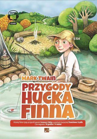 Okładka książki PRZYGODY Hucka Finna