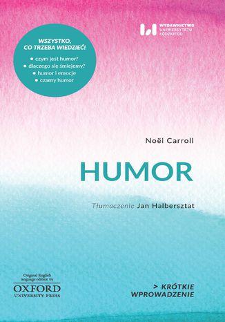 Okładka książki Humor. Krótkie Wprowadzenie 12