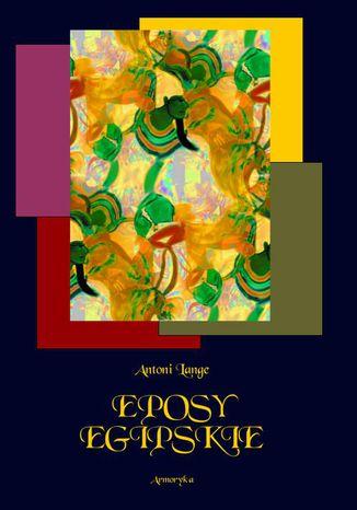 Okładka książki Eposy egipskie
