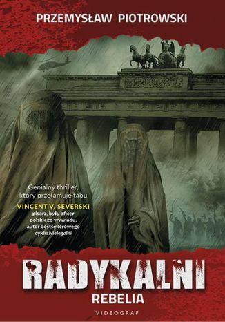 Okładka książki/ebooka Radykalni Rebelia