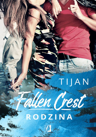 Okładka książki/ebooka Fallen Crest. Rodzina