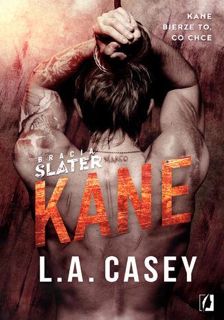 Okładka książki/ebooka Bracia Slater. Kane