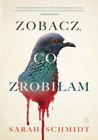 Okładka książki/ebooka Zobacz, co zrobiłam