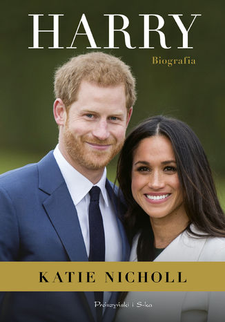 Okładka książki Harry. Biografia