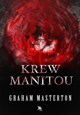 Okładka książki Krew Manitou