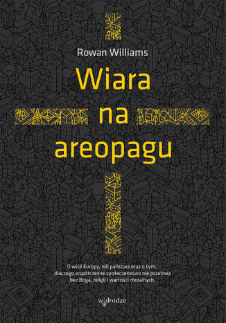 Okładka książki Wiara na areopagu
