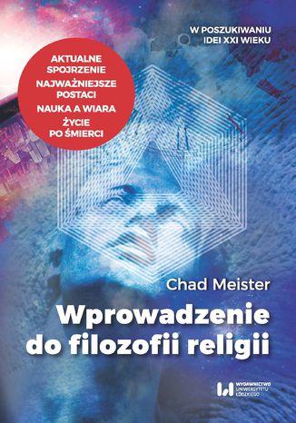 Okładka książki/ebooka Wprowadzenie do filozofii religii