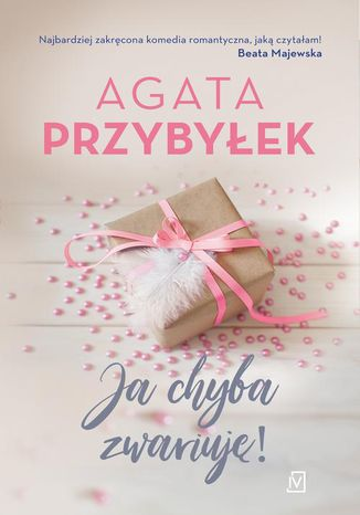 Okładka książki/ebooka Ja chyba zwariuję!