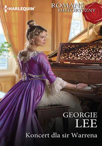 Okładka książki/ebooka Koncert dla sir Warrena