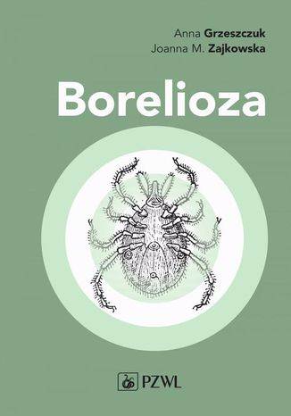 Okładka książki Borelioza