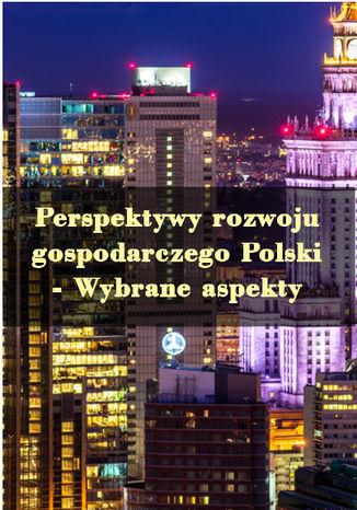 Okładka książki Perspektywy rozwoju gospodarczego Polski