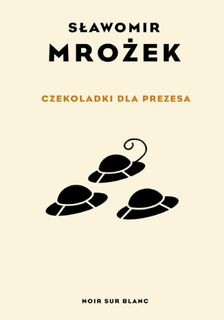 Okładka książki/ebooka Czekoladki dla Prezesa